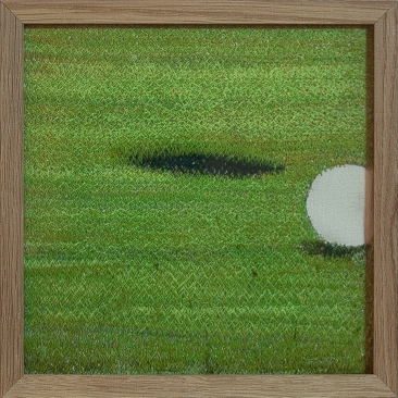 Golf | 20 x 20 cm | broderie machine |