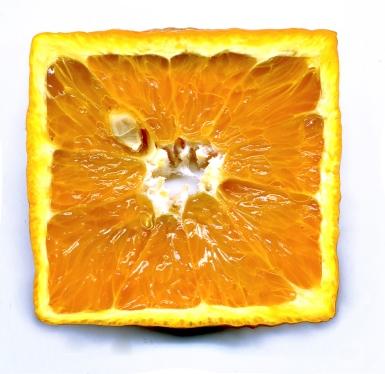 Orange Carré